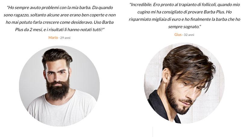 Recensioni su Barba Plus