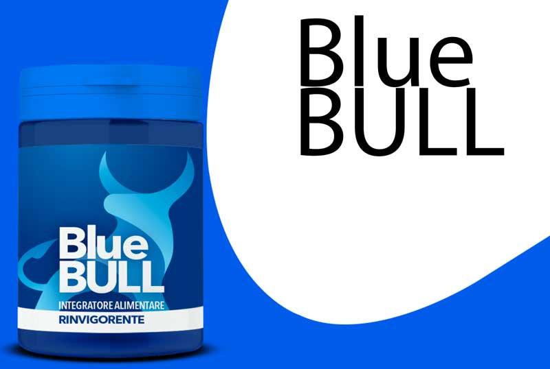 Integratore Blue Bull