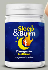 Integratore per dimagrire Sleep E Burn