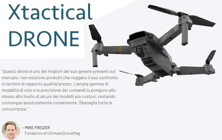 Opinioni e recensioni su Xtactical Drone