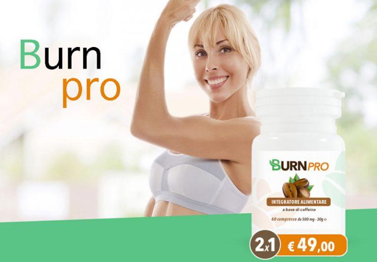 Integratore Burn Pro