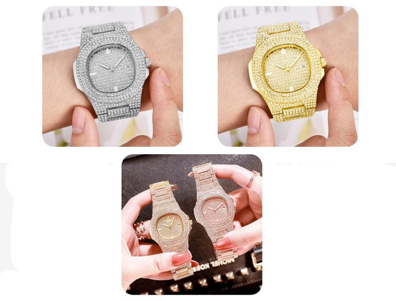 Opinioni dei clienti su Diamond Watch